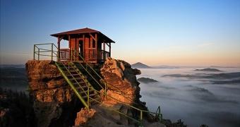 Přes Dolský mlýn za nejkrásnějšími vyhlídkami Českého Švýcarska